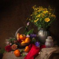 Фрукты и цветы :: mrigor59 Седловский