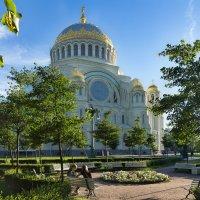 Морской Никольский собор в Кронштадте :: Сергей Залаутдинов