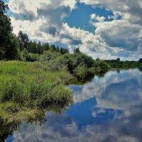Солнечный берег местности Плёсо... :: Sergey Gordoff