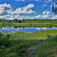 Плёсо-райское место... :: Sergey Gordoff
