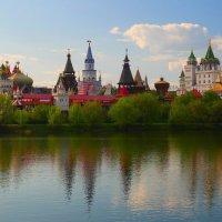 Кремль в Измайлово :: Андрей