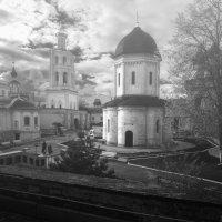 ВЫСОКО-ПЕТРОВСКИЙ МОНАСТЫРЬ. МОСКВА :: Александр Шурпаков
