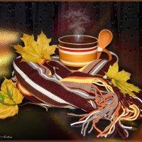 Чай с осенью... :: °•●Елена●•° Аникина♀