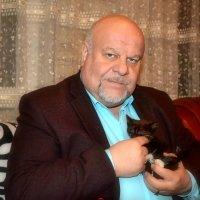 Кошки и Люди. :: Михаил Столяров