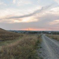Вечер на холмах :: Наталия Сарана