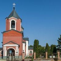 Армянская церковь в городе Армавир :: Игорь Сикорский