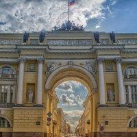 3.5 часа в Санкт-Петербурге :: Сергей Половников