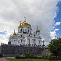 Храм Христа Спасителя. :: Сергей Фомичев