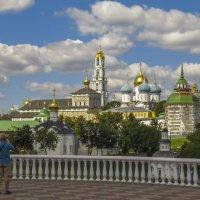 Смотровая площадка :: Сергей Цветков