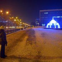 Новокузнецк до Нового года :: Тарун Дас