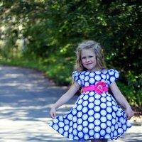 Маленькая дама :: Galina Rastorgueva