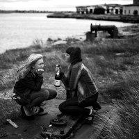 На белом море :: Роман Дудкин