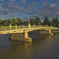 Мост в осень... :: Senior Веселков Петр