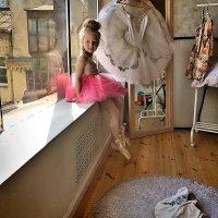 Маленькая танцовщица! :: Натали Пам
