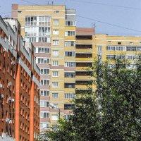 дома :: Юлия Денискина