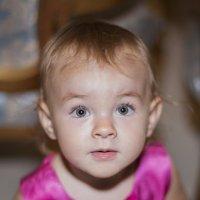 Большие глаза :: Darina Mozhelskaia