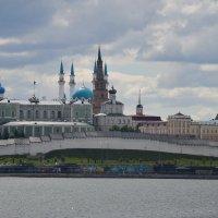 Казанский кремль :: Ханжина Эльвира
