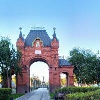 Триумфальная арка :: Валерий Ткаченко