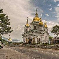 Ливадия церковь архангела Михаила :: Владимир Демчишин