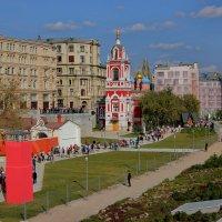 Открытие парка в Зарядье. :: Александр Бабаев