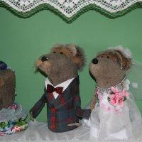 Свадьба у валенок :: Дмитрий Солоненко