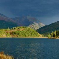 озеро Кёк кёль :: Николай Мальцев