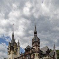 Румыния - Замок Пелеш :: Yuri