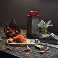 Удалась в этом году морковка! :: Оксана Евкодимова