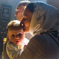 Крещение :: Анастасия Жигалёва
