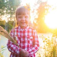 Кусочек солнышка в осенний день :: Анастасия Жигалёва