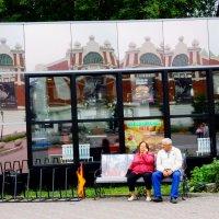 Зеркальный фасад в городской архитектуре 4 :: Сергей Царёв
