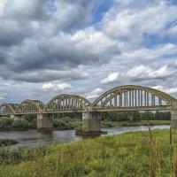 Ж/Д мост :: Сергей Цветков