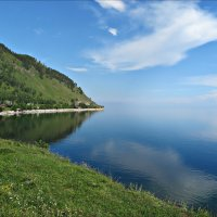Летом на Байкале :: Leonid Rutov