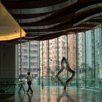 Гонконг. Ритмы ног и офисных инсталляций) :: Sofia Rakitskaia