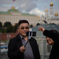 гости Москвы :: Валерий Гудков