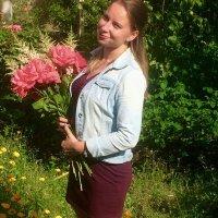 Цветочный рай :: Есения Подлипская