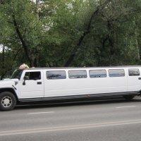 Лимузин Hummer H2 :: Дмитрий Никитин
