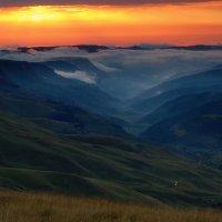 Вид с плато Большой Бермамыт :: Алексей Назаров