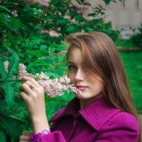 Сиреневый цвет :: Роман Маркин