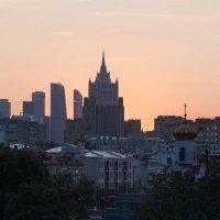 На закате дня :: Олег Пученков