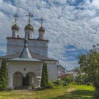 В Свято-Сретенском женском монастыре :: Сергей Цветков