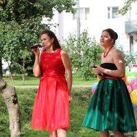Праздник двора посвященный Дню Города :: Центр Лидер