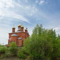 Церковь всех святых :: Александр Синдерёв