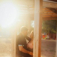 Алина и Стас :: Дмитрий Томин