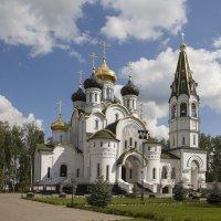 Церковь Александра Невского в Княжьем Озере :: Марина Назарова