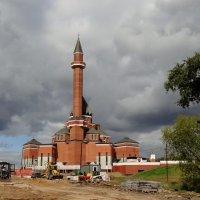 строится мечеть :: Валентина. .