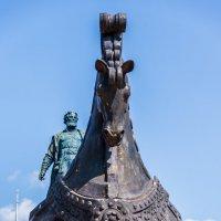 Памятник Афанасию Никитину :: Ruslan