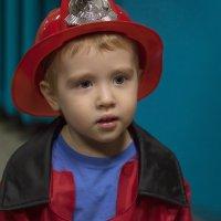 Юный пожарный :: Ольга