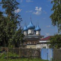 Благовещенский собор в Гороховце :: Сергей Цветков