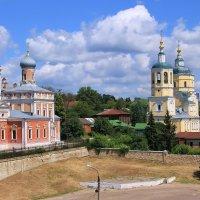 Церковь Успения Пресвятой Богородицы. :: mveselnickij
